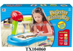 PROJECTION DRAWING MACHINE