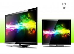 55″ LED TV