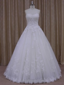 LandyBridal's Ball Gown Wedding Dresses UK, Dress like a Princess