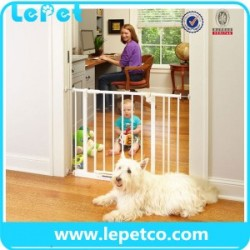 Baby child safety gate Extra-Wide Walk-Thru Gate For Amazon and eBay stores