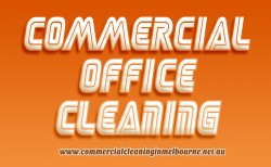 Commercial office cleaning melbourne