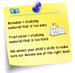 Free online reading and math assessments for Kindergarten to grade 5 | K5 Learning