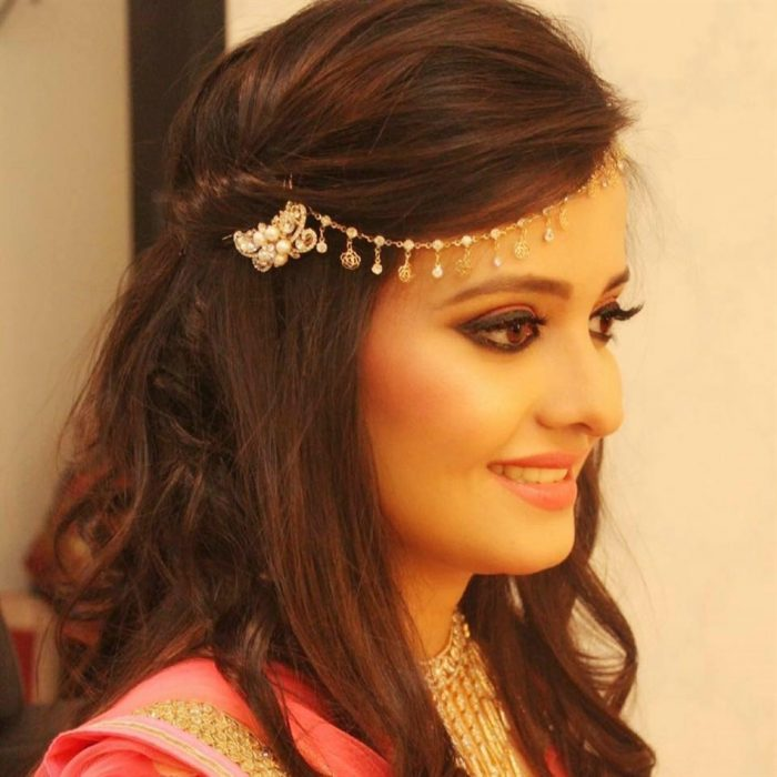 Bridal Makeup in Udaipur  Pinks & Peaches offering different types of beauty services to the ...