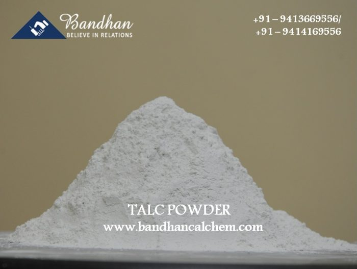Talc powder supplier in India  Bandhan Calchem is offering many products like Soapstone Talc Pow ...