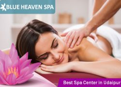 Spa Center in Udaipur  Blue Heaven Spa offering different types of Body Care Services in Udaipur ...