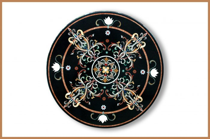 One of the most beautiful and popular form of art is the Marble Inlay Table Tops. The art of cre ...